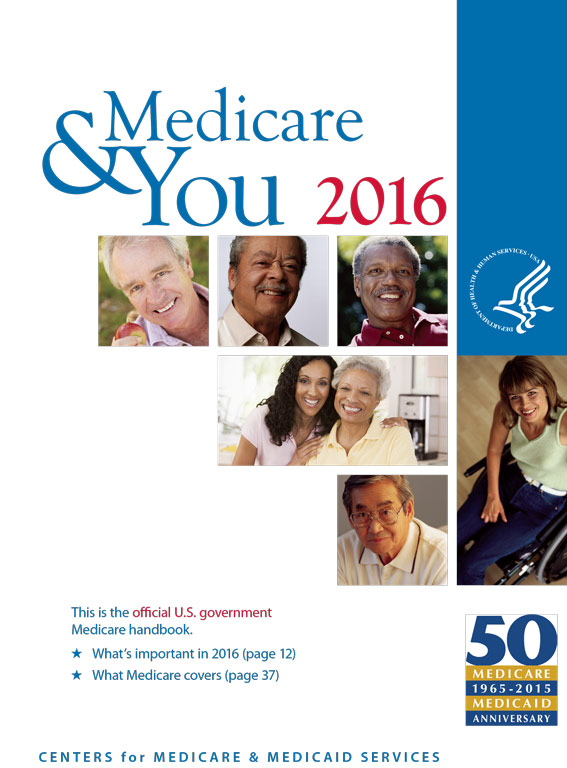 Medicare and You 2016